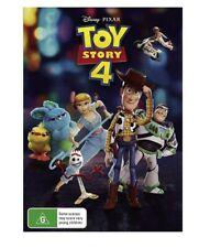 Toy Story 4 - DVD - Disney Pixar - Brand New