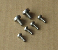 New Toshiba 32L1400U Complete Screw Set for Base Stand Pedestal and Neck