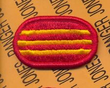 US Army 3rd Bn 319th Field Artillery Regt Airborne para oval patch m/e B