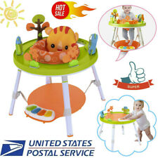 Baby High Chair Convertible Play Activity Center Toy Table Seat Toddler Feeding