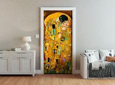 Ohpopsi Gustav Klimt Estilo Arte Moderno acento wall/door Mural