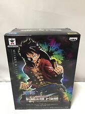 Banpresto One Piece KING OF ARTIST THE Monkey D Luffy 7.1 Inch Figure Japan