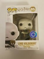 Funko Pop Harry Potter Lord Voldemort with Nagini #85 Pop in Box Exclusive *NEW*