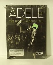 Adele: Live at the Royal Albert Hall (DVD, 2011, 2-Disc, Explicit DVD/CD) NEW