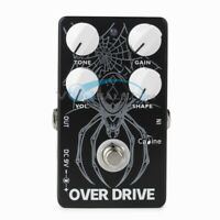 Caline Overdrive Pedal Guitar Effect Pedal BASS Overdrive CP-65 Boost Effect