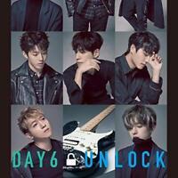 DAY6-UNLOCK-JAPAN CD+BOOK Ltd/Ed