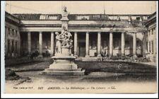 AMIENS CPA France Frankreich AK ~1914/18 Bibliothèque