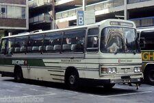 Maidstone 2153 Victoria coach station 1983 Bus Photo