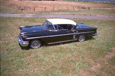 521094 1958 CHEVROLET IMPALA A4 FOTO STAMPA