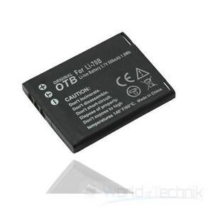 Batterie, Batterie Pour Olympus FE-4040/FE-5040/Li-70B