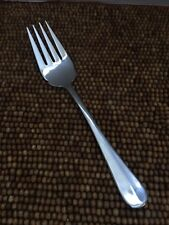 Wallace Stainless Glossy Center Line HARTFORD Meat Serving Fork 8.75""