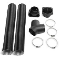 Fit For Eberspacher Dometic 75mm Heater Pipe Ducting Y Piece Air Outlet Vent /
