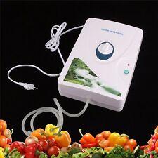220V Ozone Generator Ozonator 600mg/h Air Food Vegetables Sterilizer Purifier