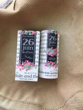 Crazylibellule and the poppies 26 JUIN ile d'Yeu Solid Fragrance 5g  FRANCE
