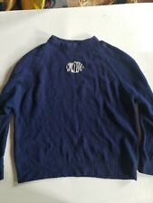 Full Fashioned 100% Wool Lomg Sleeve Knit Shirt