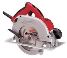 MILWAUKEE 6390-20 Circular Saw,Tilt Lock,7-1/4 in.