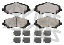 Disc Brake Pad Set-Ultra-Premium OE Replacement Front ADVICS AD1273