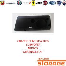 GRANDE PUNTO DA 2005 SUBWOFER ORIGINALE FIAT 7354242490