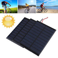 1171 NEW 5V 160mA Mini Solar Panel Battery charger Module DIY Cell boat home