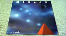 ANDY QUIN Mirage de Wolfe Library LP 1984 Fairlight synthétiseur Action Sport