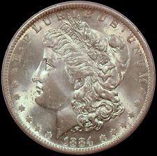 """1884-O $1 Morgan Dollar PCGS MS65 PQ """"Rattler"""""""