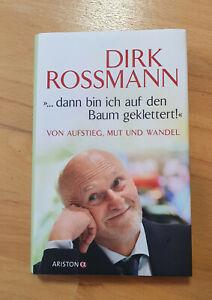Dirk Rossmann Biografie Biographie -Neuwertig- !!!