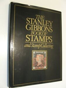 STANLEY GIBBONS BOOK OF STAMPS & STAMP COLLECTING
