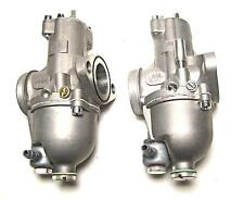 Premier Amal All Aluminum Concentric carbs set Triumph BSA 26mm 626 Daytona 500