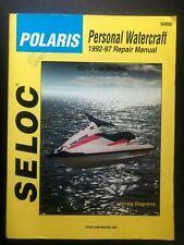 1992-97 Polaris Personal Watercraft Service Repair Manual 9400