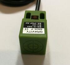 Induktiver Näherungsschalter / Sensor  10-30 Volt PNP 5mm CNC 3D Drucker Endstop
