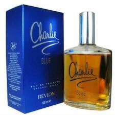 Charlie Blue Von Revlon für Damen 101ml / 100 ML EDT Parfum Spray Neu IN Box