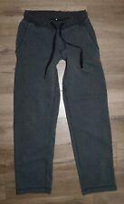 "Men's LULULEMON Dark Gray Hustle Athletic Fleece Sweat Pants size Medium x 33"""
