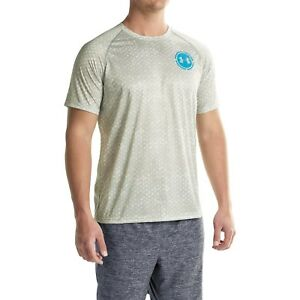 Under Armour Men's T Shirt Medium Printed Tech Scope heatgear Sport New MSRP $28