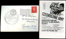 George VI (1936-1952) Czech Postal Histories Stamps