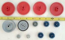 Knex Gears, Cogs, Wheels, Pulleys, etc.