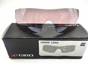 Giro Havik Zeiss Lens - Clear Silver
