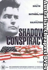Shadow Conspiracy DVD NEW, FREE POSTAGE WITHIN AUSTRALIA REGION 4