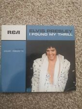 Elvis Presley I Found My Thrill FTD