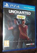 Uncharted The Lost Legacy Playstation 4 PS4 NEW SEALED FREE UK p&p UK SELLER