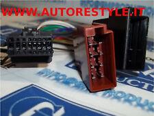 Cavo ISO adattatore autoradio radio Pioneer 16 pin dal 2006 in poi 23,2×10,8 mm