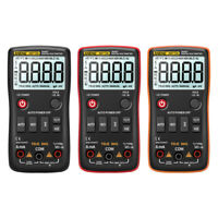 ANENG AN113A Auto Range Intelligent Digital Multimeter 4000 Count Voltmeter TN2F
