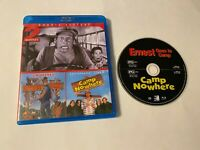 Ernest Goes to Camp / Ernest Goes to Jail (Bluray) [BUY 2 GET 1]