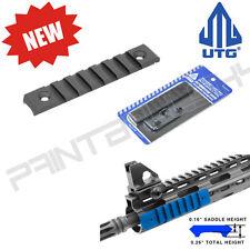 UTG PRO Low Pro Mid Length Rail for Super Slim Rail 7 Slots - MTURS01M