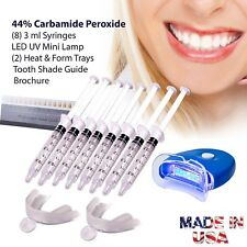 ADVANCED TEETH WHITENING KIT TOOTH WHITENER GEL BLEACH WHITE DENTAL LASER SYSTEM
