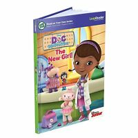 LeapFrog LeapReader Book Disney Doc McStuffins The New Girl Ages 4+ New Toy Play