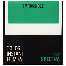 Impossible Image Spectra Type Instant Film