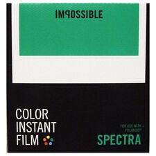 Polaroid IMAGE Spectra Type Instantanée Film-NEUF