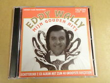 2-CD / EDDY WALLY - MIJN GOUDEN HITS