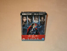 Thor [Blu-ray 4K UHD & 2D Steelbook - Zavvi Exclusive]