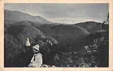 B71704 Panorama muntelui vazuta din varful dracului sibiu romania